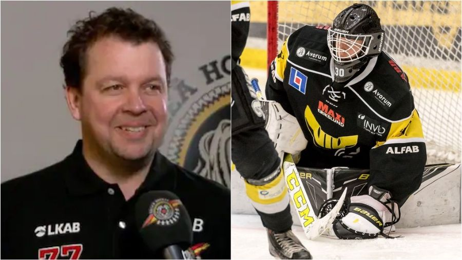 """04b696087859 HG på HM – Luleå: """"Han kan gå hur långt som helst"""" - Hockeymagasinet"""