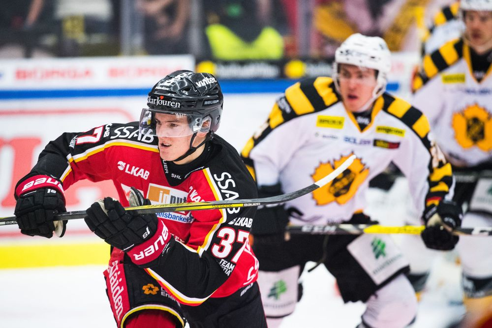 ebaf462c5d73 Lundeström har fortfarande inte tränat med Luleå - Hockeymagasinet